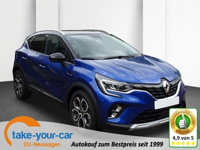 Renault Captur - TCe 140 EDC Intens, Alu 18, Navi, Sitzheizung Vorlauffahrzeug