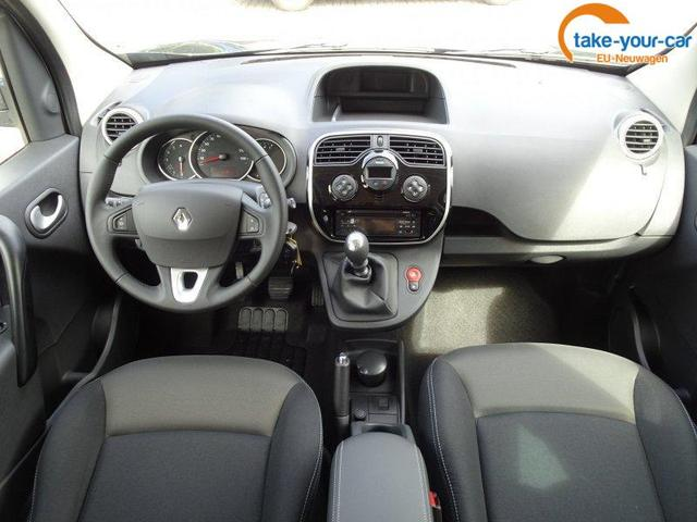 Renault Kangoo dCi 95 Limited Deluxe-Paket