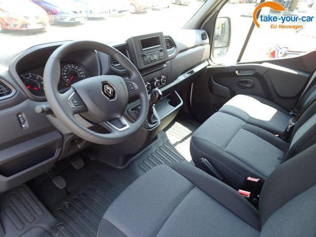 Renault Master Kastenwagen 3,5t dCi 150 ENERGY L3H2, Rückfahrkamera
