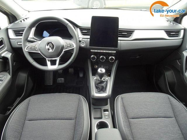 Renault Captur TCe 140 Intens Easy-Link 9,3 Zoll