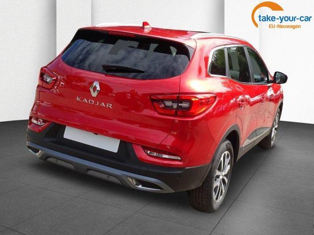 Renault Kadjar TCe 160 EDC Intens, Toterwinkelassistent, Navi R-Link