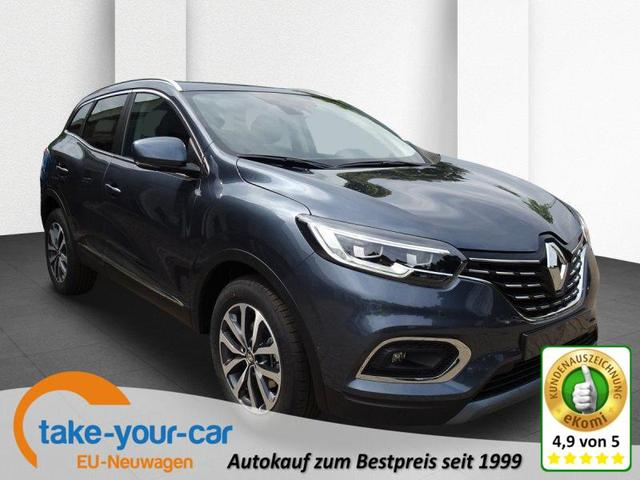 Renault Kadjar - TCe 160 EDC Intens R-Link Vorlauffahrzeug