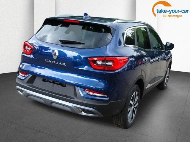 Renault Kadjar TCe 160 EDC Intens Klimaauto Navi