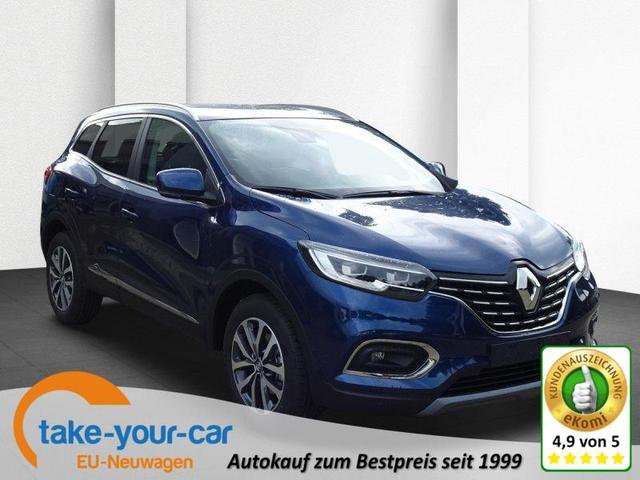 Renault Kadjar - TCe 160 EDC Intens, Toterwinkelassistent Vorlauffahrzeug