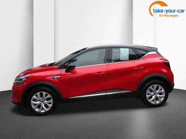 Renault Captur E-TECH Plug-in Hybrid 160 Intens Navi, Klimaautomatik, Sitzheizung