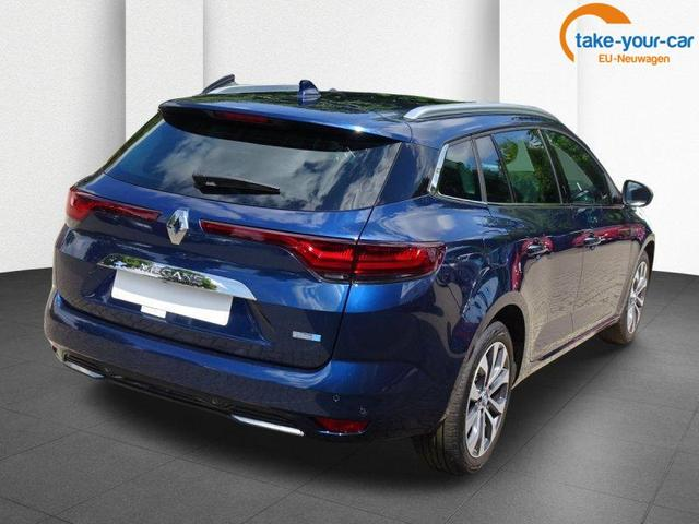 Renault Mégane Grandtour Megane E-Tech Plug-In 160 Intens