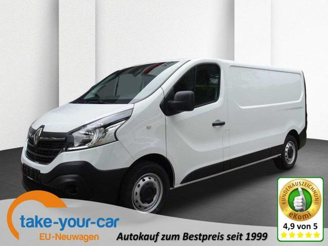 Renault Trafic Kastenwagen lang - 2,0 dCi 120 ENERGY L2H1 3,0t Komfort GJR, Klima, Mobiles Büro Vorlauffahrzeug