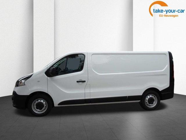 Renault Trafic Kastenwagen lang 2,0 dCi 120 ENERGY L2H1 3,0t Komfort GJR, Klima, Mobiles Büro