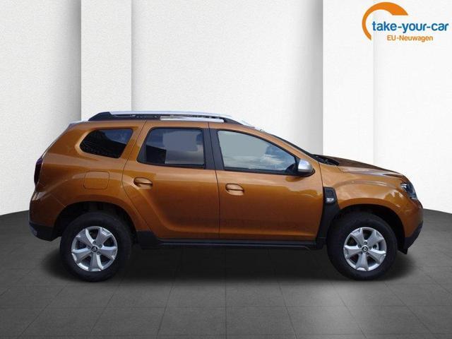 Dacia Duster TCe 100 Comfort, Klimaautomatik, Look-Paket