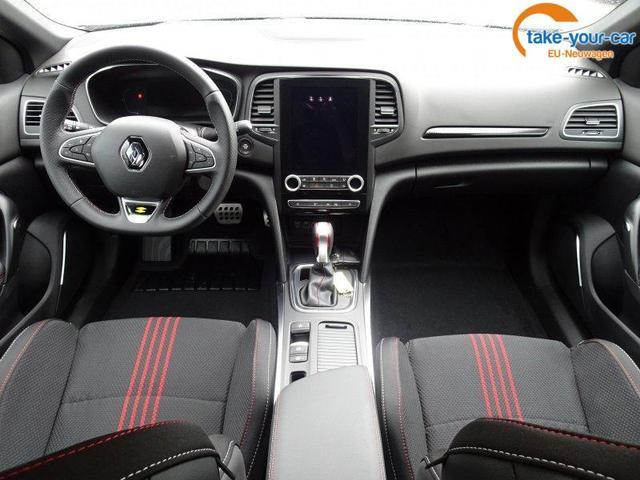 Renault Mégane Megane BLUE dCi 115 EDC R.S. Line Adaptiver Tempomat, Klimaauto 2-Zonen
