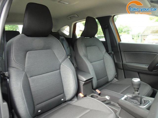 Renault Captur TCe 90 Experience- PDC vorne+hinten