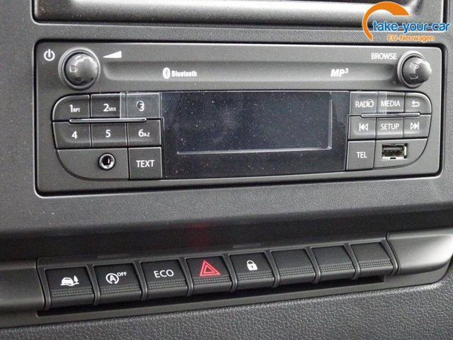 Renault Master Kastenwagen dci 150 L2H2 Lichtsensor, Regensensor, Klimaanlage