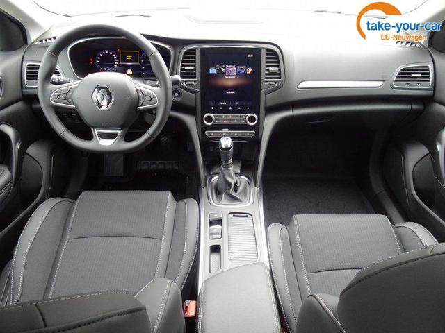 Renault Mégane Megane dCi 115 Intens Head-Up Display, SHZ