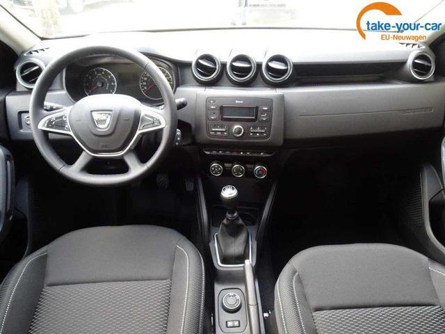 Dacia Duster TCe 150 4x4 Comfort, PDC hinten, Leichtmetallfelgen