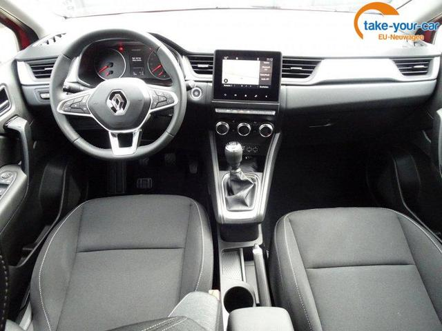 Renault Captur TCe 90 Experience, Deluxe-Paket, GJR