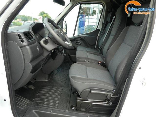 Renault Master Kastenwagen 3,5t ENERGY dCi 150 L3H2 Klima GJR Rückfahrkamera