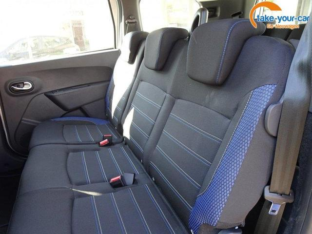 Dacia Lodgy dCi 115 Stepway Celebration