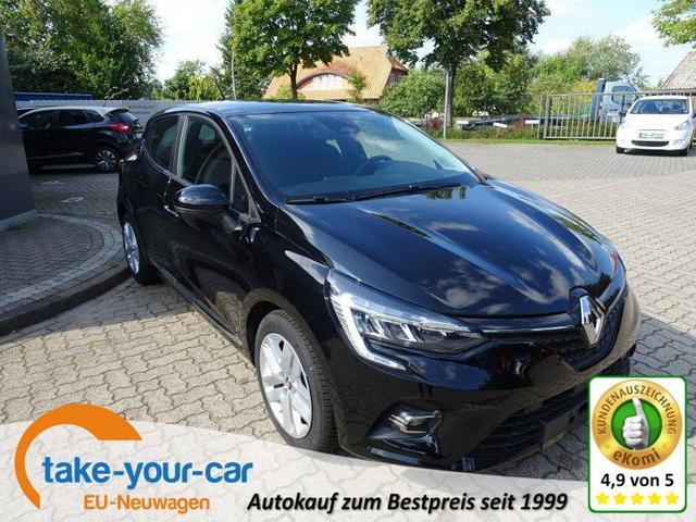 Renault Clio - Business Edition TCe 90 Vorlauffahrzeug