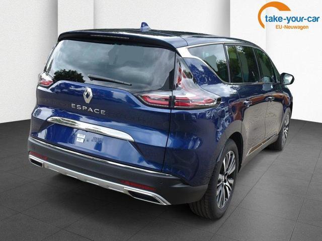 Renault Espace dCi 190 EDC Initiale Paris, Leder, BOSE Sound