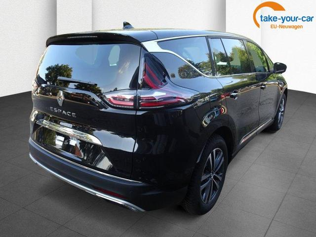 Renault Espace dCi 190 EDC Intens 7-Sitzer
