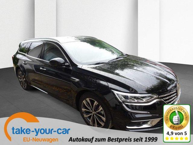 Renault Talisman Grandtour - dCi 160 Intens Adaptiver Tempopilot, elektrische Heckklappe, Rückfahrkamera Gebrauchtfahrzeug