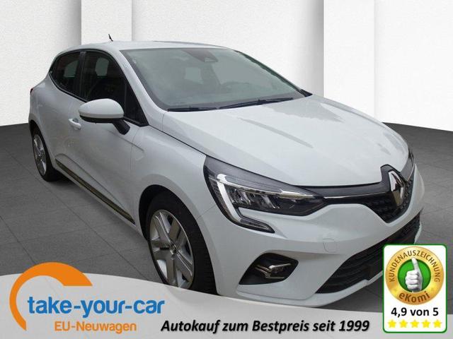 Renault Clio - TCe 90 Business Edition, Klimaautomatik Vorlauffahrzeug