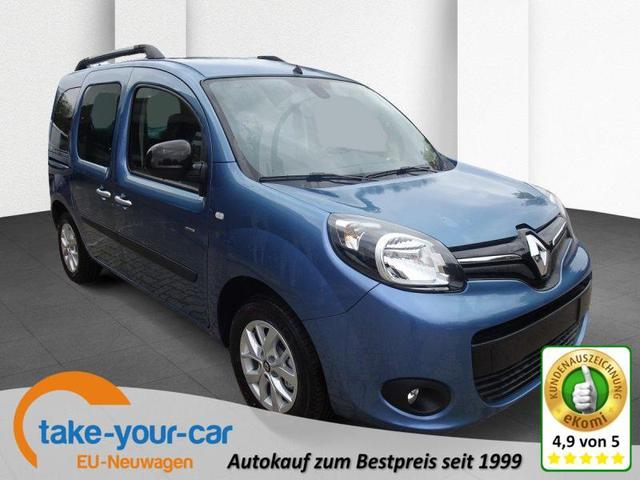 Renault Kangoo - BLUE dCi 95 Limited Deluxe Paket Navi Klimaauto Vorlauffahrzeug