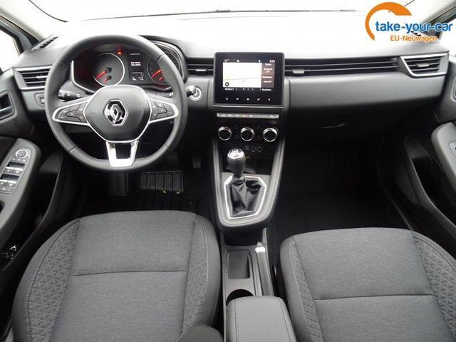 Renault Clio TCe 90 Business Edition Navi, Klimaauto, SHZ