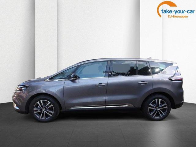 Renault Espace Intens dCi 190 EDC Head-up-Display, Totwinkel-Assistent, Rückfahrkamera