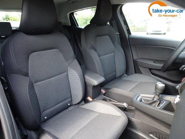 Renault Clio TCe 90 Business Edition, Navi, Klimaautomatik, Sitzheizung, Ganzjahresreifen