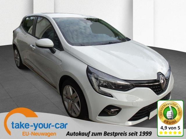 Renault Clio TCe 90 Business Edition Navi, Klimaauto, LED
