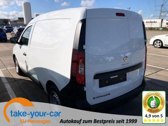 Renault - Express BLUE dCi 75 Extra, Klima, PDC, Gebrauchtfahrzeug