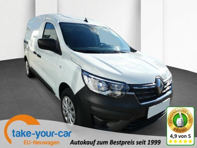 Renault - Express Blue dCi 75 ECO-Leader Comfort Klima Gebrauchtfahrzeug