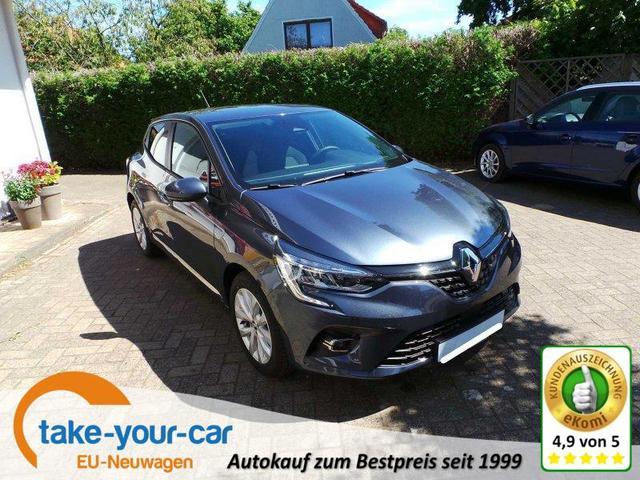 Renault Clio - SCe 75 Experience Deluxe-Paket, PDC, Tempomat Vorlauffahrzeug
