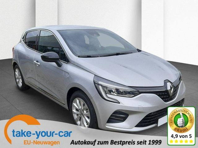 Renault Clio - TCe 100 Intens SHZ Klimaauto Navi Vorlauffahrzeug
