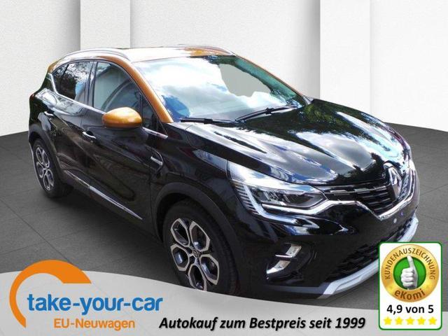Renault Captur - TCe 130 Intens Navi, Rückfahrkamera, PDC vorne   hinten Vorlauffahrzeug