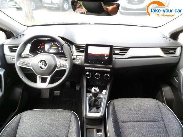 Renault Captur TCe 130 Intens Navi, Rückfahrkamera, PDC vorne + hinten