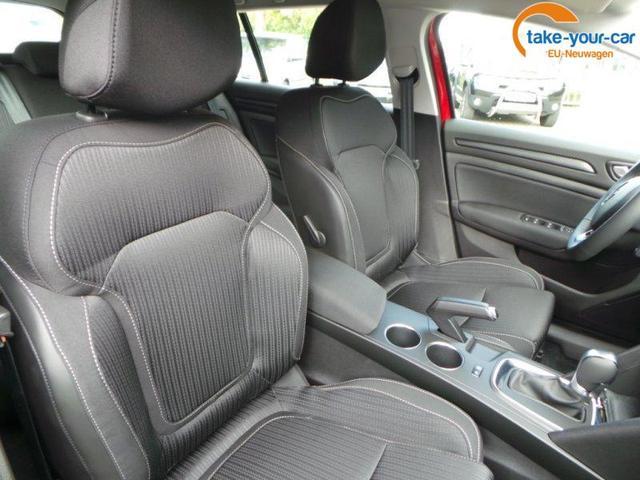 Renault Mégane Grandtour Megane TCe 140 EDC ZEN Navi SHZ Klimaauto