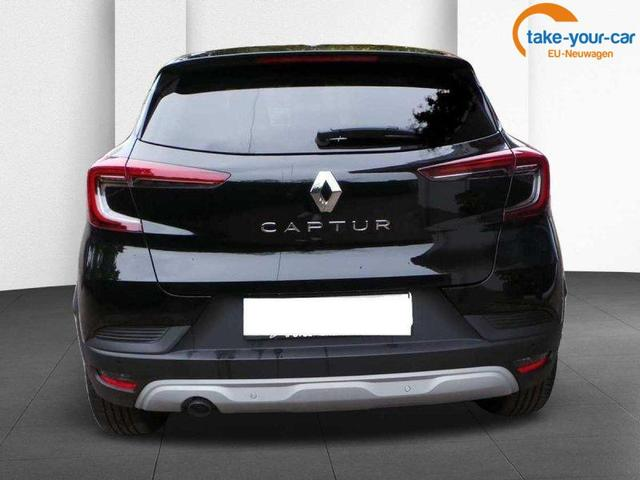 Renault Captur TCe 130 Experience Deluxe-Paket, Navi, PDC hinten, Sitzheizung