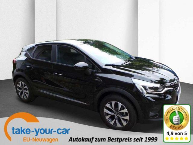Renault Captur - TCe 130 Experience Deluxe-Paket, Navi, PDC hinten, Sitzheizung Vorlauffahrzeug