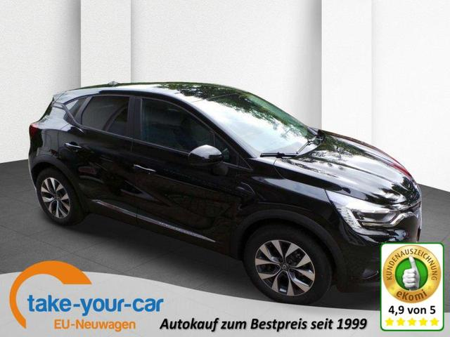 Renault Captur - TCe 130 Experience Deluxe-Paket, Navi, Klimaautomatik Vorlauffahrzeug