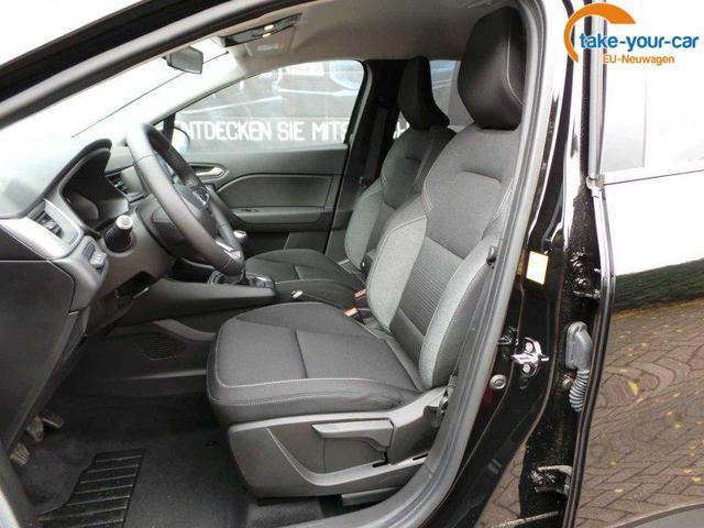Renault Captur TCe 130 Experience Deluxe-Paket, Navi, Klimaautomatik