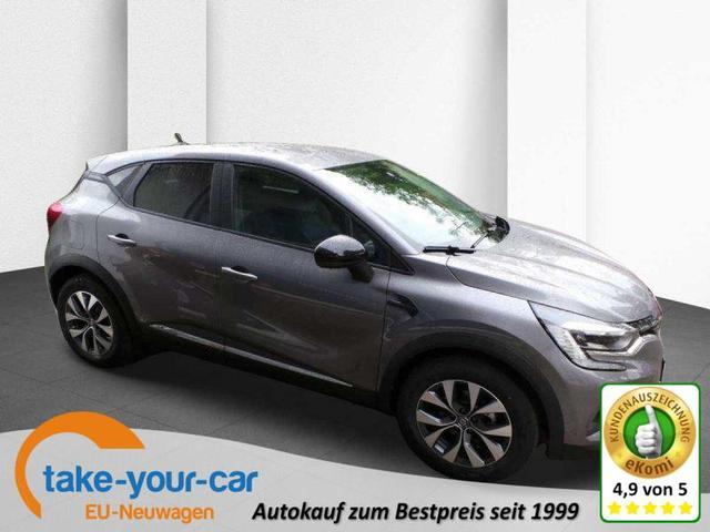 Renault Captur - TCe 130 Experience Deluxe-Paket, Navi, Klimaauto, PDC, SHZ Vorlauffahrzeug