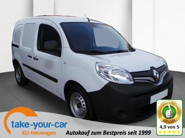 Renault Kangoo - Rapid 115 Tce Extra Automatik Klima, Leiterklappe Vorlauffahrzeug