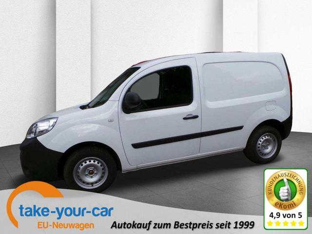 Renault Kangoo - Rapid 115 Tce Extra Automatik, Klima, Leiterklappe Vorlauffahrzeug