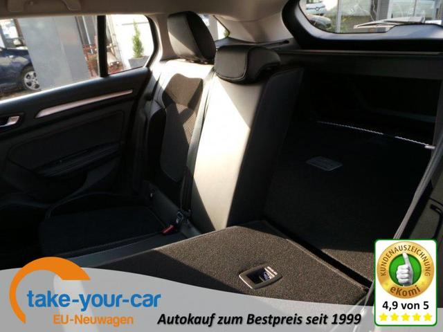 Renault Mégane Grandtour - Megane TCe 140 EDC Intens PDC Klimaauto Vorlauffahrzeug