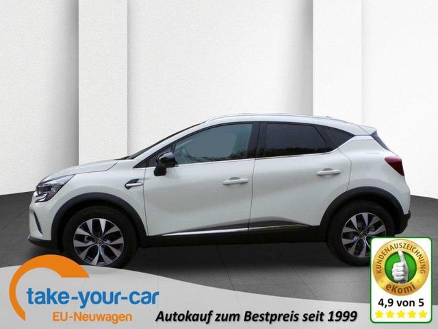 Renault Captur - TCe 130 Intens Navi, Rückfahrkamera, Sitzheizung Vorlauffahrzeug