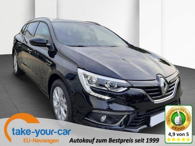 Renault Mégane Grandtour - Megane TCe 140 Limited SHZ Klimaauto Navi Vorlauffahrzeug