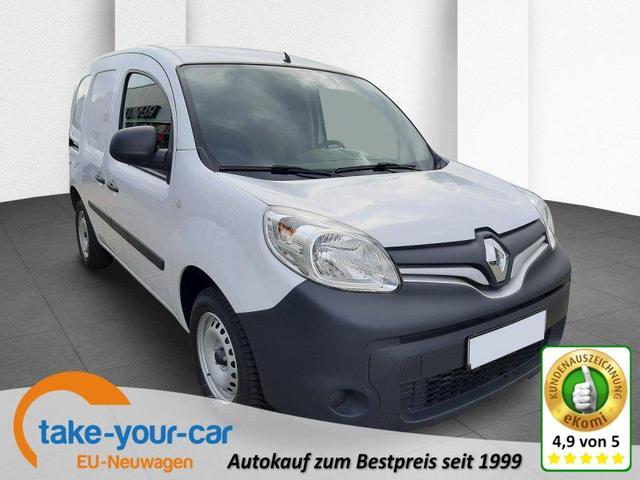 Renault Kangoo - Rapid TCe 115 Extra Automatik Klima Leiterklappe Vorlauffahrzeug