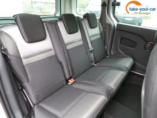 Renault Kangoo Blue dci 95 Limited R-Link Deluxe-Paket